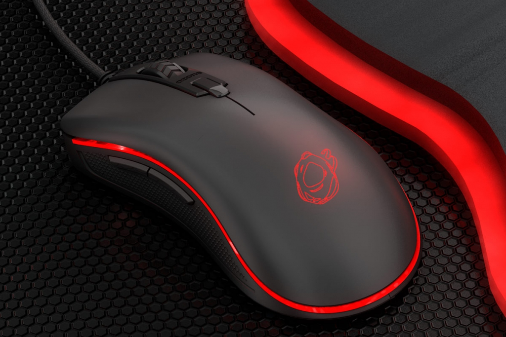 M50 Mouse Visualization