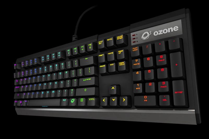 Main Keyboard Image