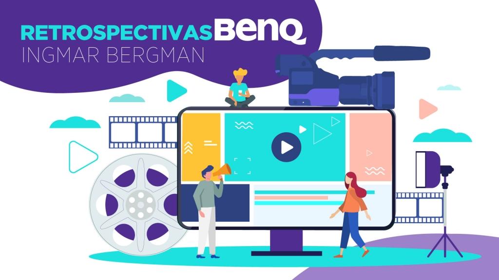 BenQ Intro Animation.