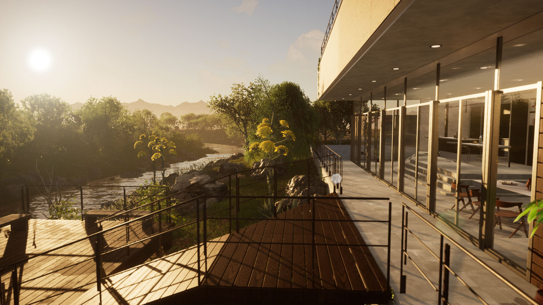 Exterior view & Design
